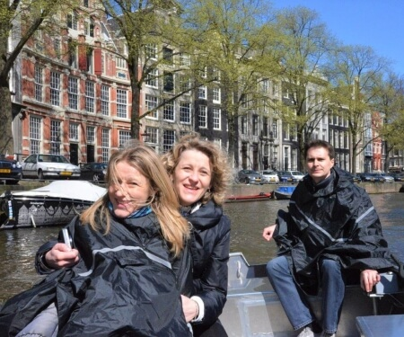 Amsterdam canal Keizersgracht