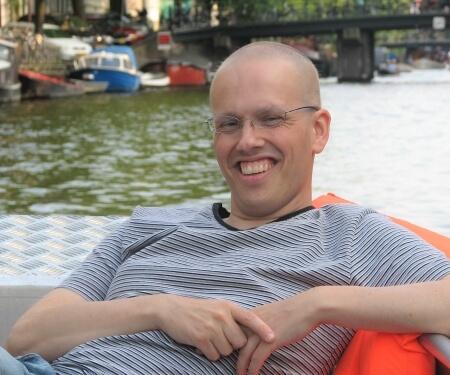 Zero emission boat hire Amsterdam canals
