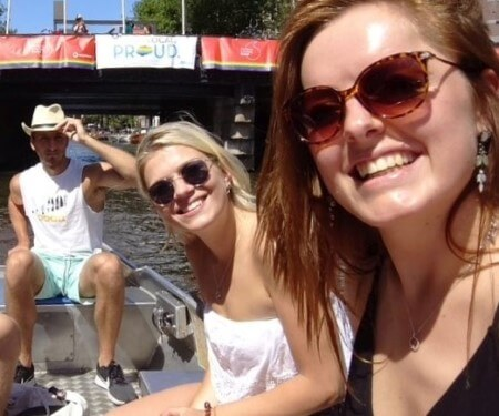 Best price boat rental Amsterdam