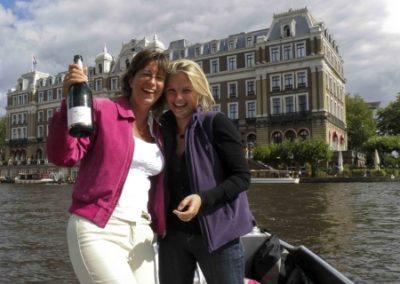 Boat tour photo Amsterdam