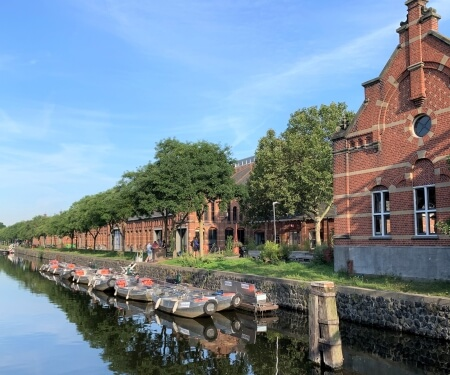 Boats4rent Amsterdam canal boat hire
