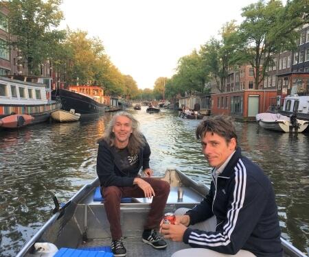 Cheap Amsterdam boat rental