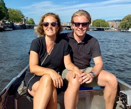 Amsterdam Private Canal and River Boat Tour during Corona Covid-19