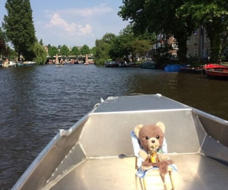 Private Boat Tour Amsterdam Corona Weekend Route