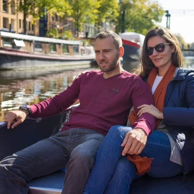 Amsterdam rent boat