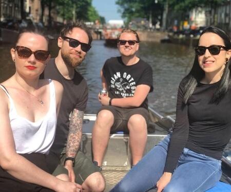 Boat hire Amsterdam