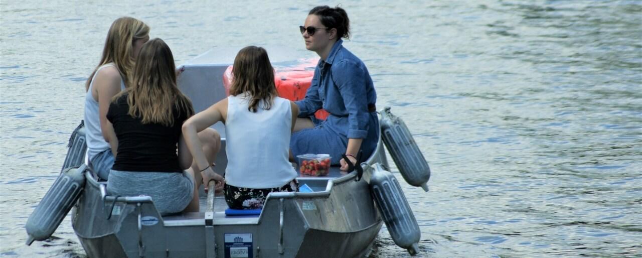 Amsterdam boat rent