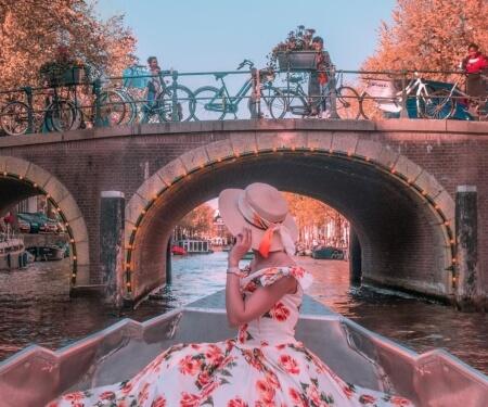 Amsterdam boat rental Boaty