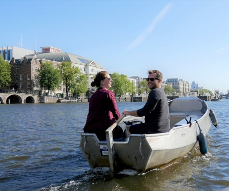 Boat hire amsterdam Boats4rent