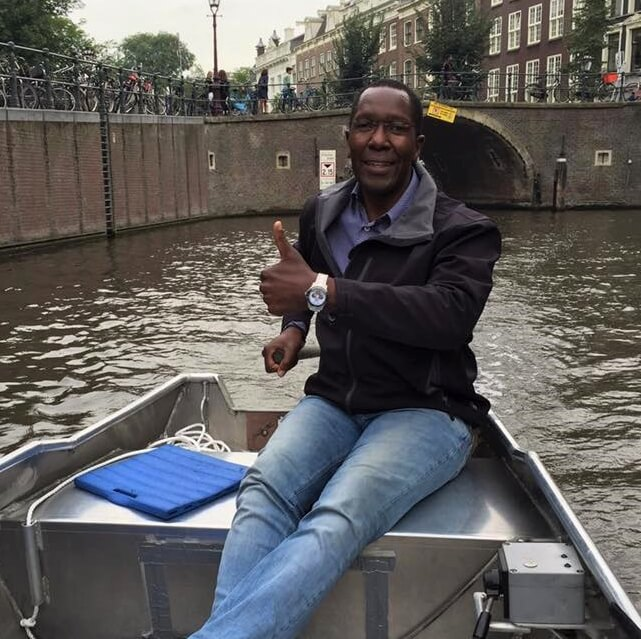 Boat rent Amsterdam canals