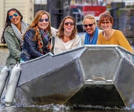 cheap boat rental amsterdam